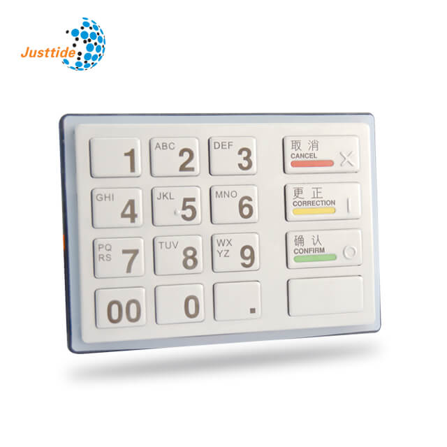 Diebold ATM RKL Encrypting Pin Pad E6031 Compatible For EPP5 EPP7