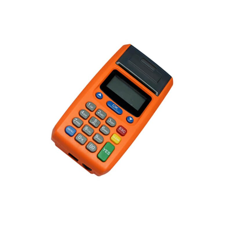 PCX000 Mini Ticket Recharge Linux POS System